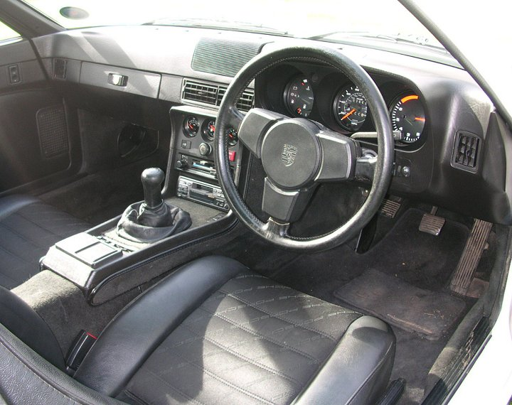 Porsche 924 for sale for Porsche 924 interieur
